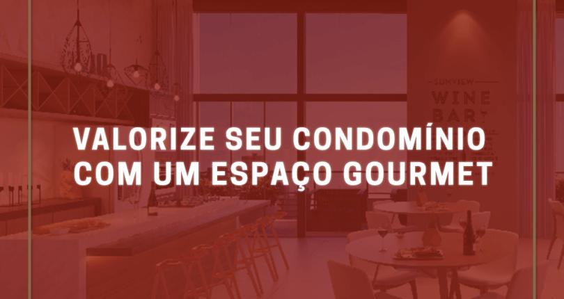 Valorize seu imóvel ou condomínio com um espaço gourmet