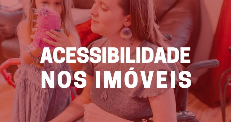 Lei garante acessibilidade a novos imóveis