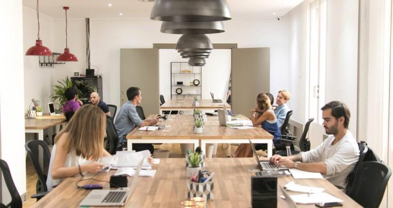Coworkings ganham espaço no mercado imobiliário