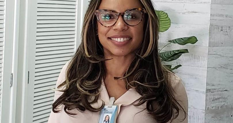 Síndica Sheila Vieira