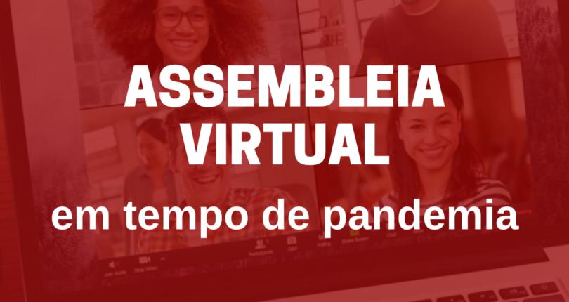 Assembleia on-line: nova aliada em tempos de isolamento social com o coronavírus